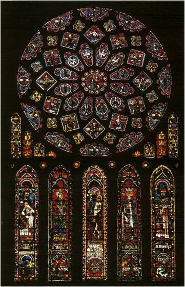 Number Mysticism In Chartres